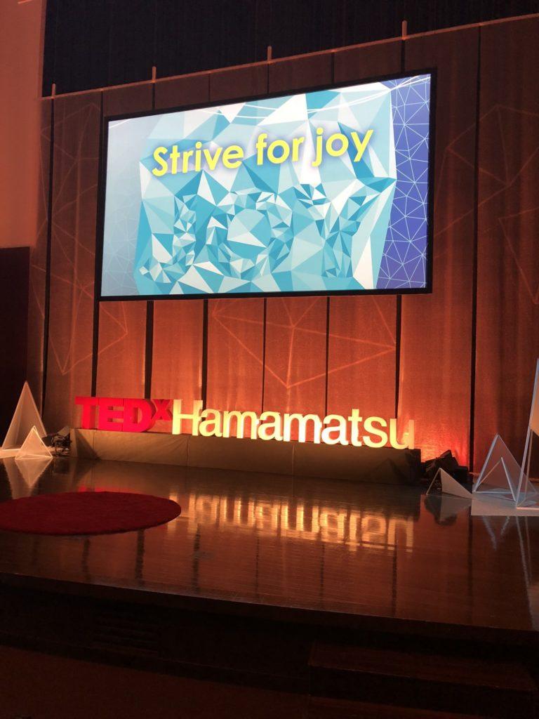 Tedx ステージ